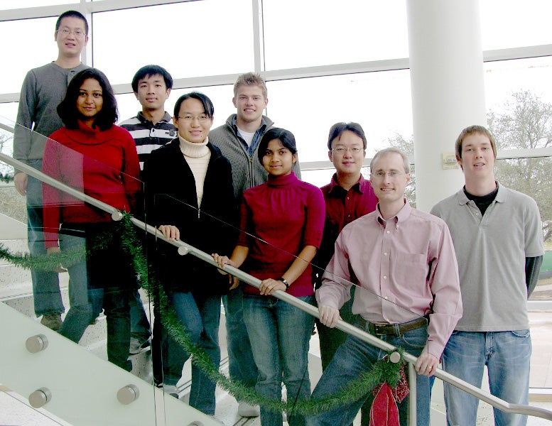 Hahn Group December 2009